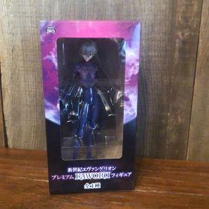 Sega Neon Genesis Evangelion Kaworu Figure